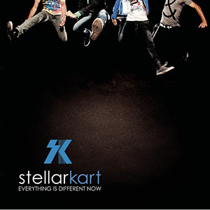 Everything Is Different Now by Stellar Kart