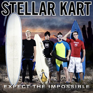 Expect The Impossible by Stellar Kart