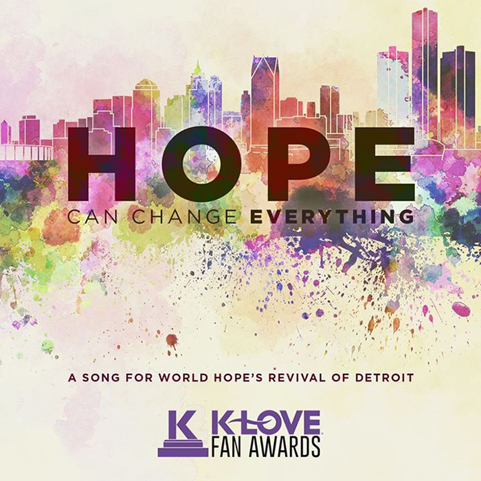 Hope Can Change Everything Single by Bart Millard