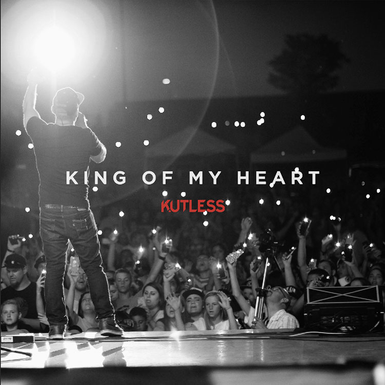 King of My Heart by Kutless on ChristianPowerPraise.Net