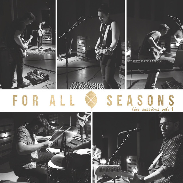 Live Sessions Vol 1 by For All Seasons
