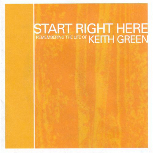 Start Right Here by Cadet